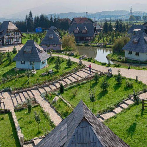 Etno Village Čardaci